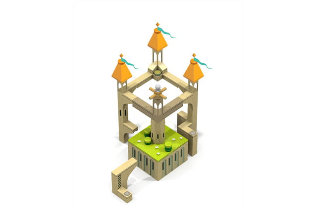 monument valley lego campaign ios puzzle game 2