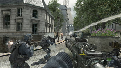 Call of Duty: Modern Warfare 3 multiplayer hands-on