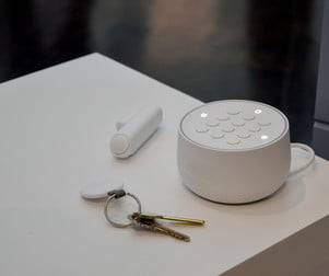 Nest Secure top