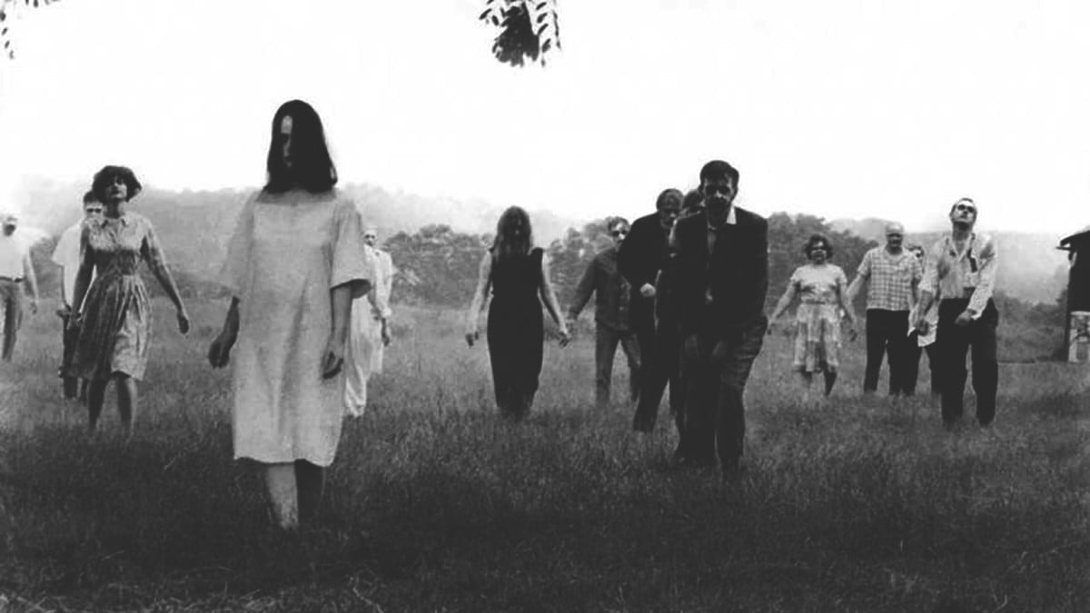 Night of the Living Dead, best horror movies on Amazon Prime
