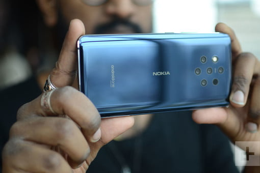 How To Use The Nokia 9 PureView's Camera | Digital Trends