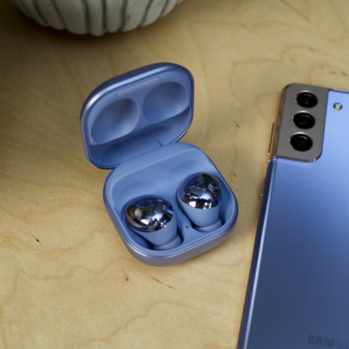 Image of article 'Galaxy Buds Pro Noise-Canceling Earbuds Lead Samsung's Line'