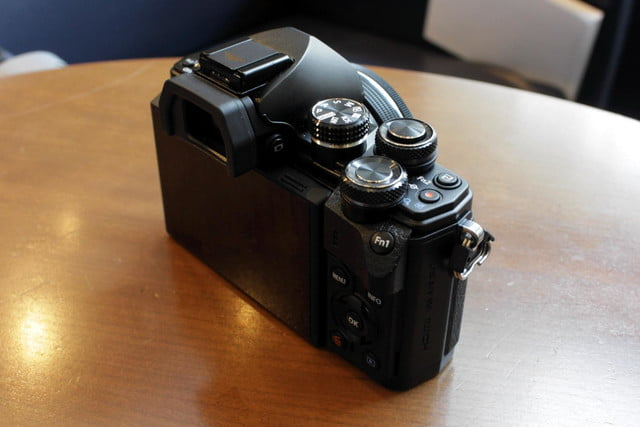 olympus gives entry level om d e m10 mirrorless camera big upgrades e10mkii 23