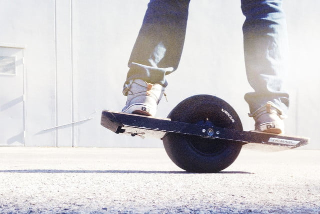 onewheel electric skateboard lifestyle image 2