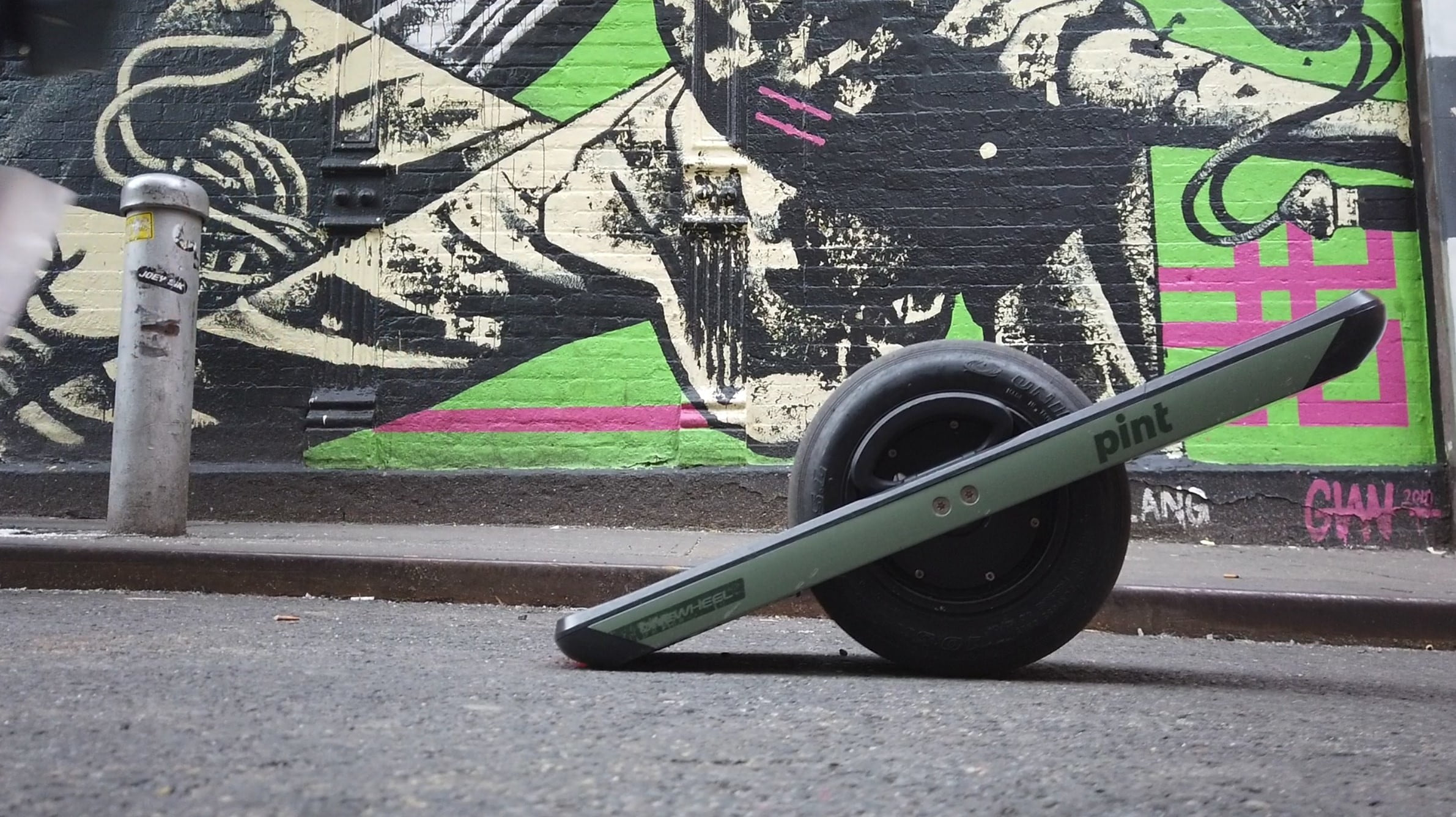 There's a New Onewheel on the Block, and it's a Pint-sized