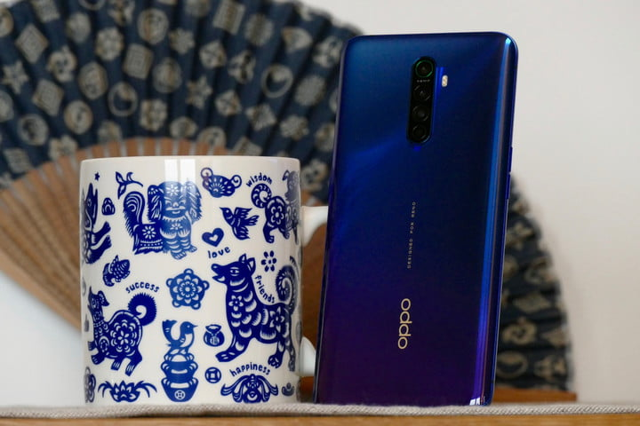 oppo reno ace battery charge hands on features price photos release date back