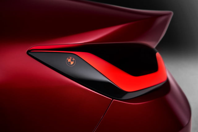 bmw concept 4 previews the 2021 series coupe at 2019 frankfurt auto show p90364659 highres