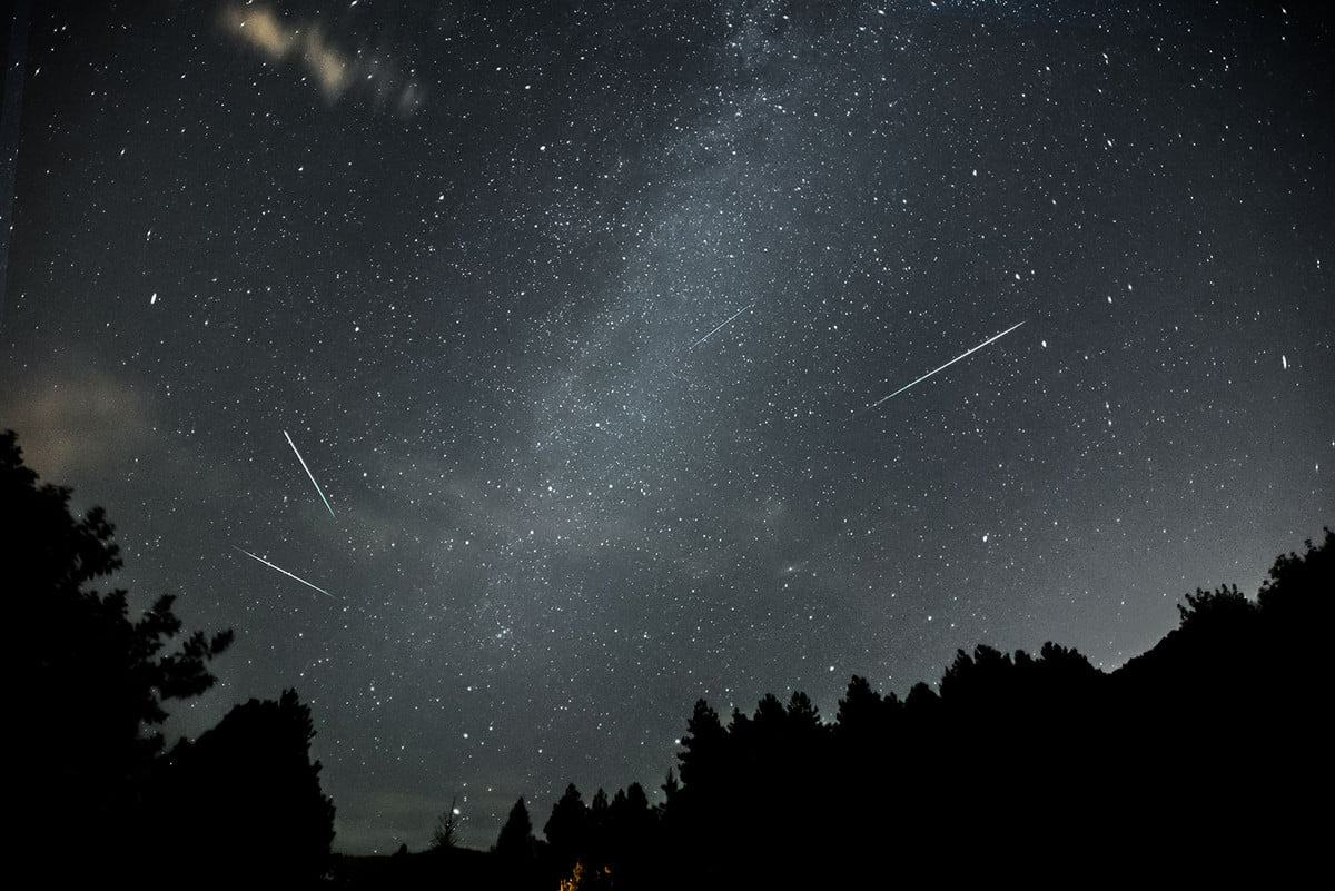 How to Photograph the Perseid Meteor Shower 2020 4