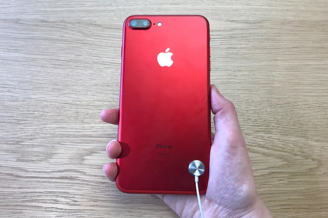 apple iphone red