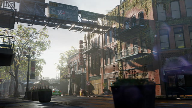 Infamous Second Son Pioneer Environment_1382009827
