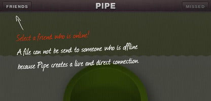 Pipe brings untraceable 1GB file sharing to Facebook friends
