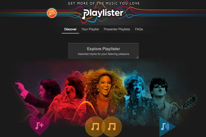 BBC launches Playlister with Spotify, YouTube integration