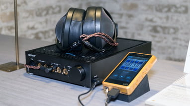Sony's Unveils Latest Audiophile Headphones, Amplifier, and