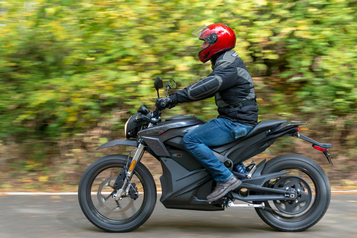 Zero DSR Electric Motorcycle Review | Digital Trends