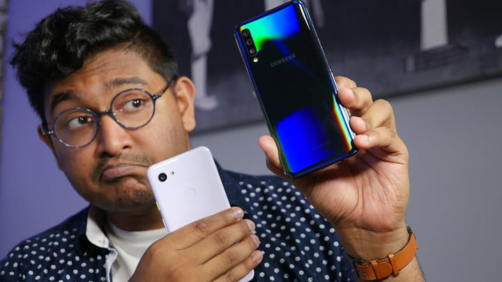 Pixel 3A vs. Samsung Galaxy A50 | Which Mid-Tier Phone Is Best?