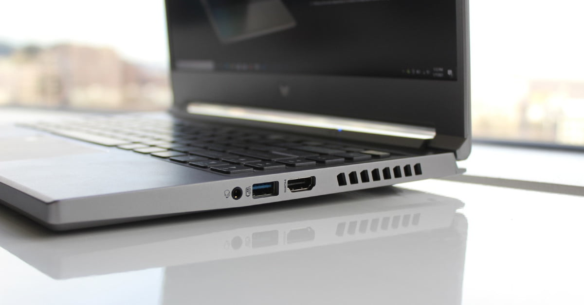 HDMI 2.1 could reinvent PC gaming, and all gaming laptops should have it