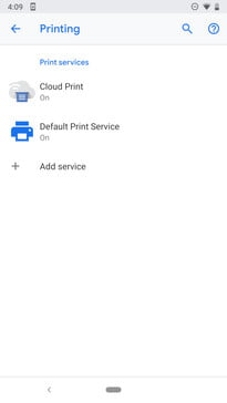 how to print from android printing 2