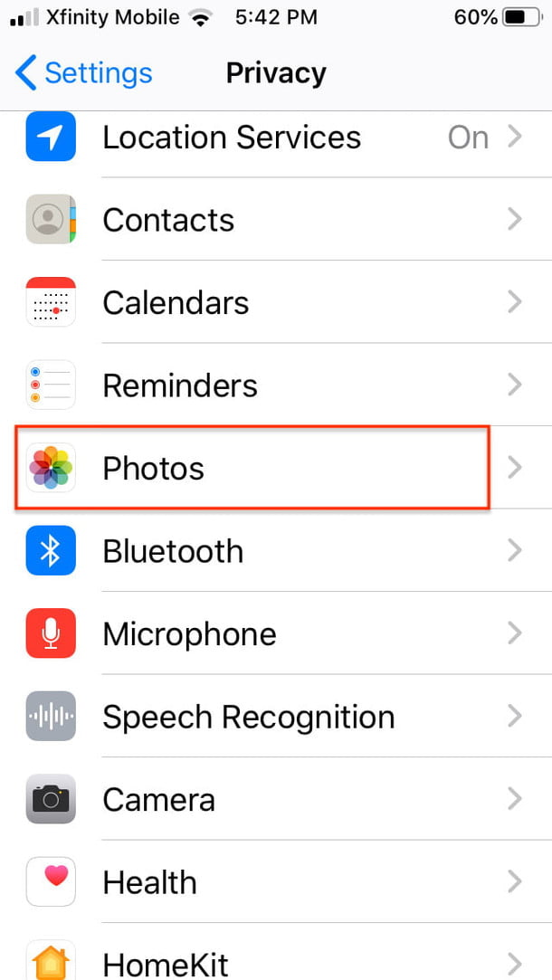 how to control ios app permissions privacy2