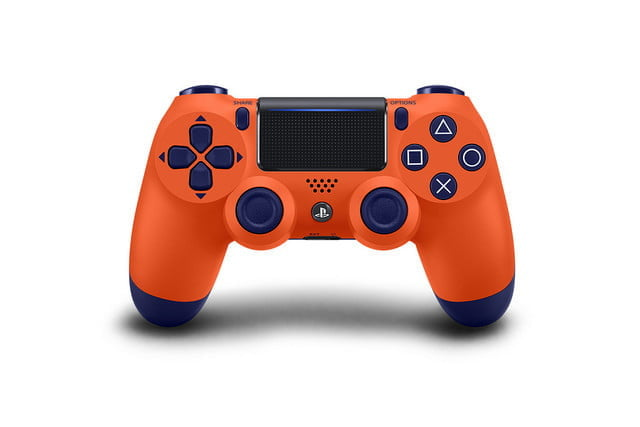 playstation 4 new dualshock colors will jazz up your gaming ps ds4 sunset orange