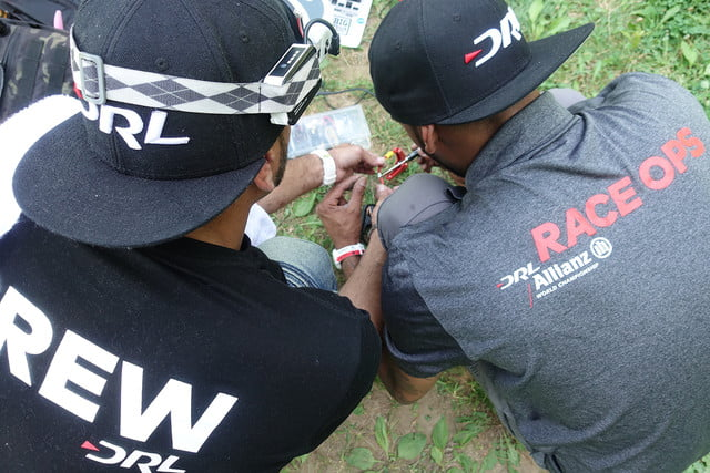 racerx worlds fastest drone racing maintenance