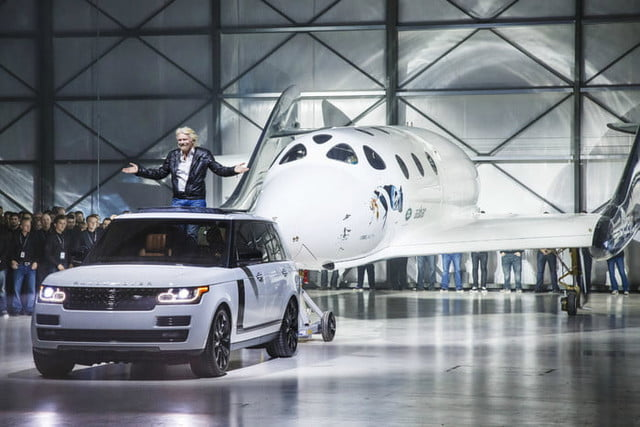 range rover astronaut edition for virgin galactic customers only  2