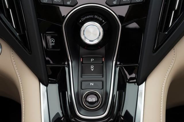 acura true touchpad infotainment system review rdx19 p020