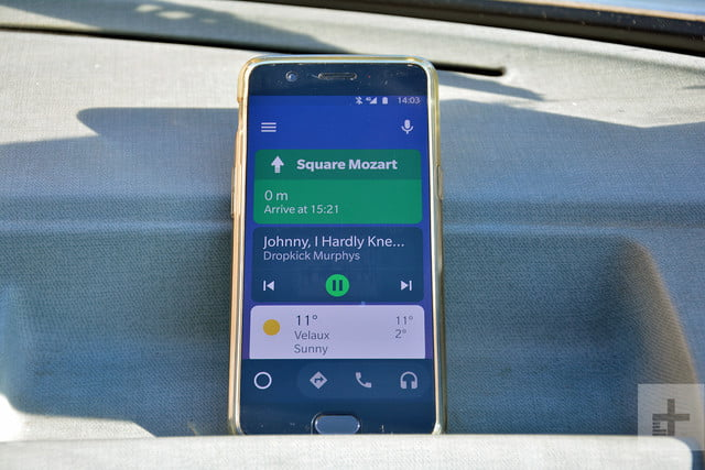 android auto november 2018 update focuses on messaging media rg 11 18 4