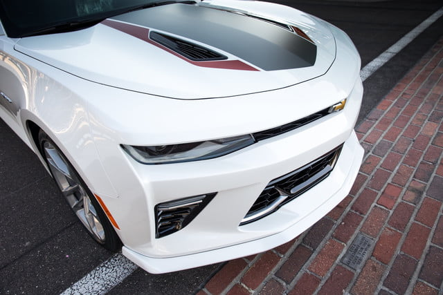 2017 Chevrolet Camaro SS Indy pace car