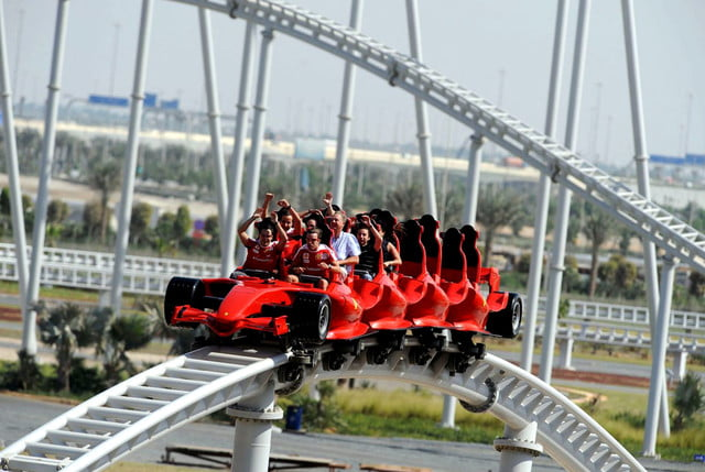 biggest rollercoasters in the world roller 1