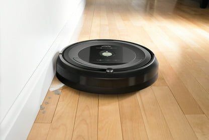 Cleaner Floors With The Roomba 680