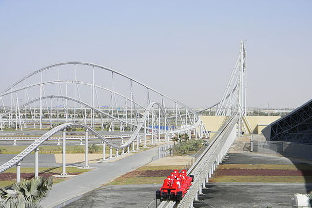 biggest rollercoasters in the world rossa2