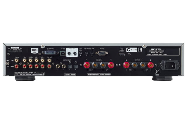 rotel introduces 14 series amplifiers cd player a12 3