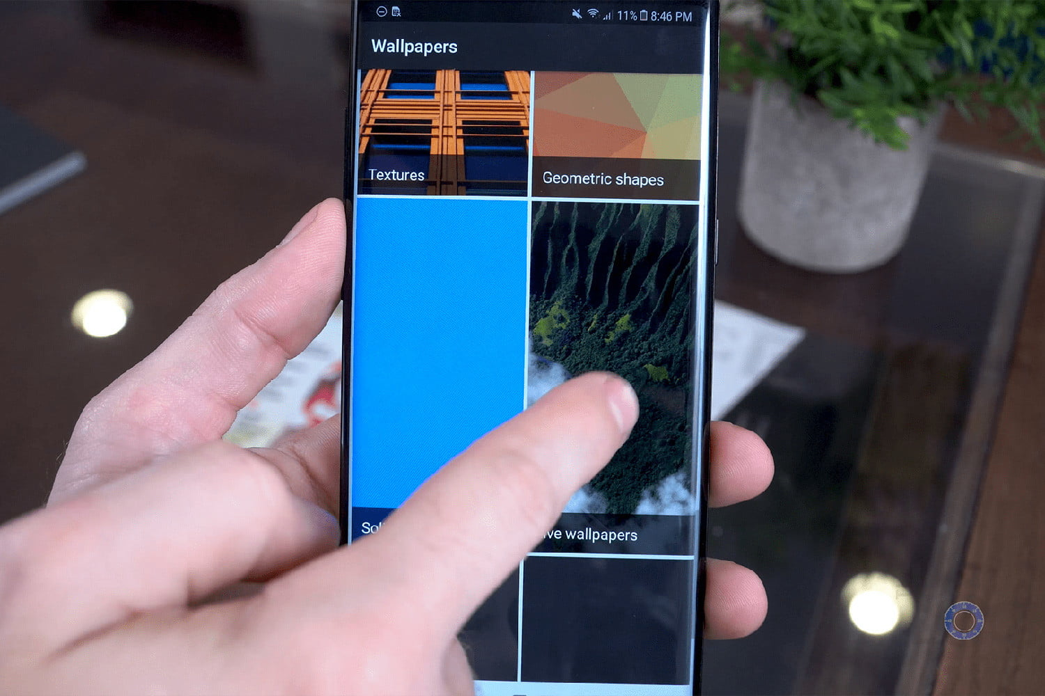 How to Make the Galaxy S9 Look Like Stock Android