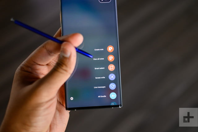 Samsung Galaxy Note 10 Plus Hands-on Review: All That Glitters Is