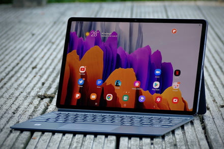 Samsung Galaxy Tab S7 Plus review: The perfect excuse to watch a lot more video