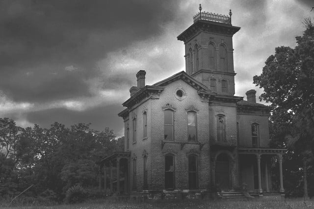 The Scariest Real Haunted Houses and Locations in America