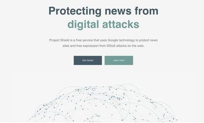 Google Announces Expansion of Project Shield | Digital Trends