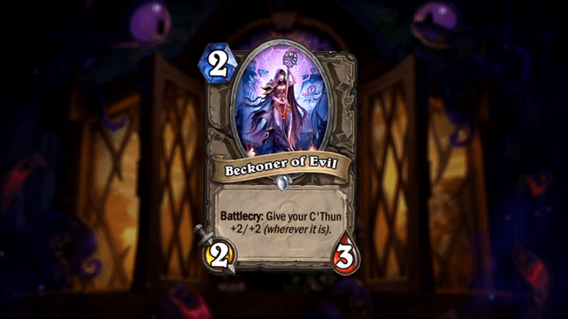 hearthstone old gods reveal screenshot  21