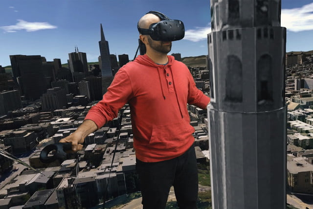 cityvr virtual reality cityscapes screenshot 7