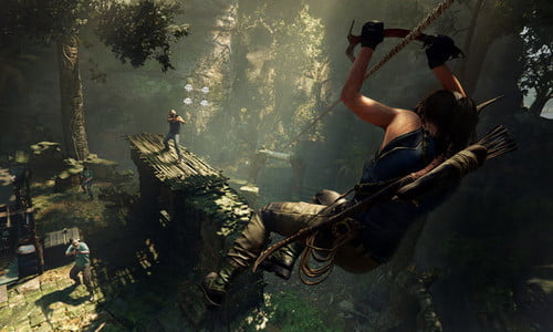 Shadow of the Tomb Raider' Review   Digital Trends