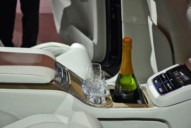 volvo lounge console concept pictures shanghai xc90 excellence 11