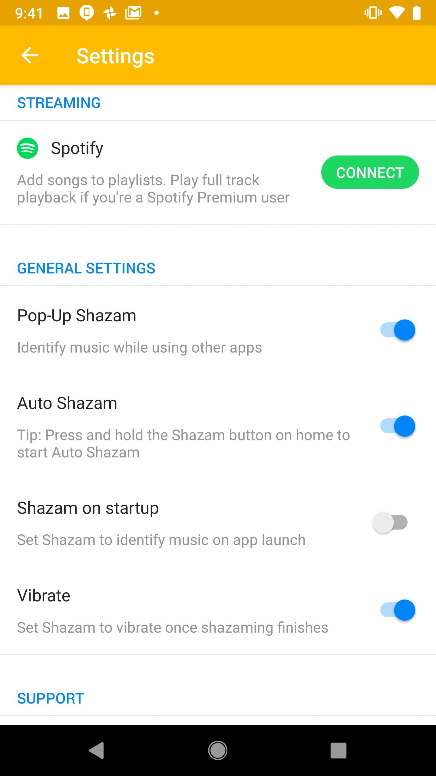 Shazam on Android Doesn't Need to Hear Songs to Identify