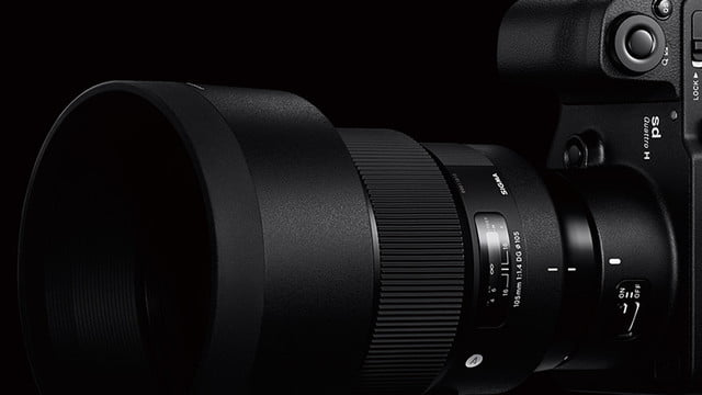 sigma art 70mm macro 105mm f14 announced sony e mount sigma105