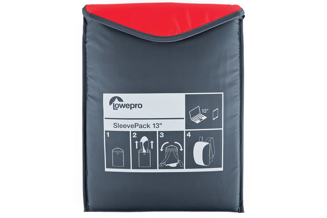 lowepro sleevepack 13 announced redinstructs rgb