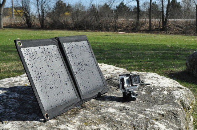 best gadgets for charging the go solar