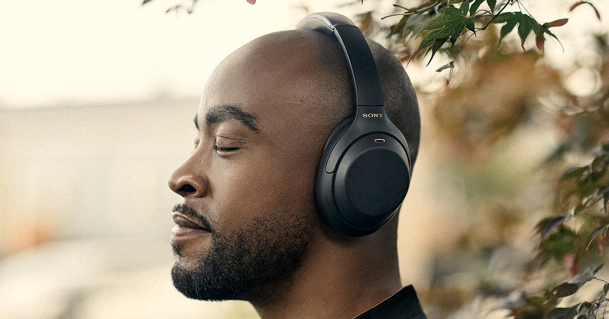 Sony WH-1000XM4 headphones down to cheapest-ever price for Black Friday