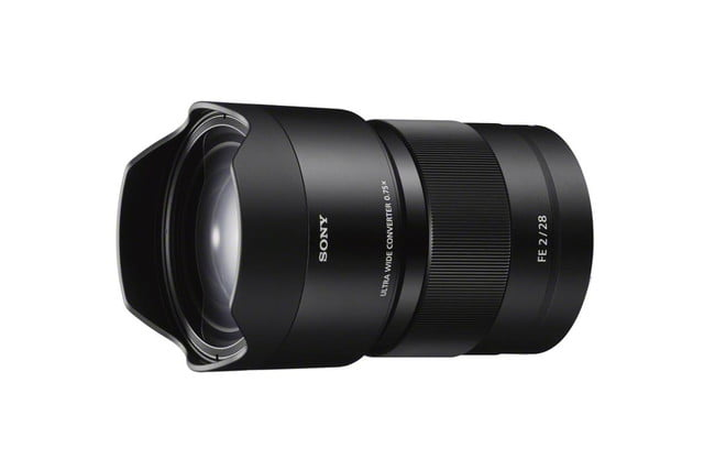 sony strengthens full frame a7 cameras with new macro and zoom lenses sel28f20 sel075uwc
