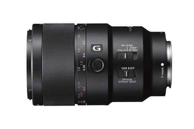 sony strengthens full frame a7 cameras with new macro and zoom lenses sel90m28g b 1200