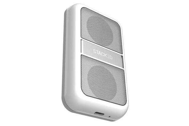 get stackeds new audio solutions and rid of all your wires for the iphone stacked boost speaker 2