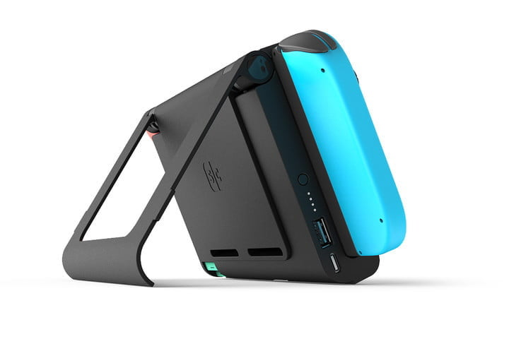 Switch charging cases